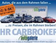 Autogalerie Schwandorf GmbH : Plakate