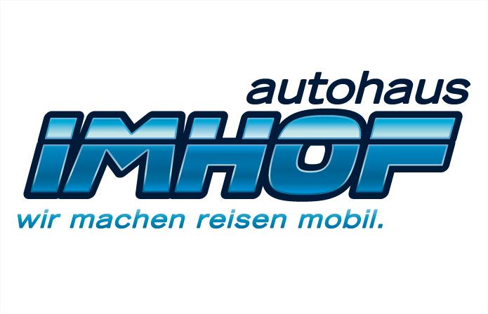 Autohaus Imhof · Logo · Claim