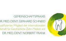 Dr. Schneid & Dr. Frank : Logo : Visuelles Erscheinungsbild