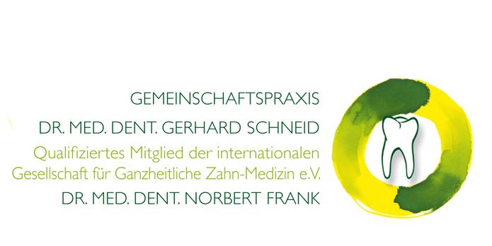 Dr. Schneid & Dr. Frank · Logo/Visuelles Erscheinungsbild