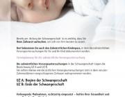 Zahnärztlicher Bezirksverband OPf : Flyer : Patienteninfo