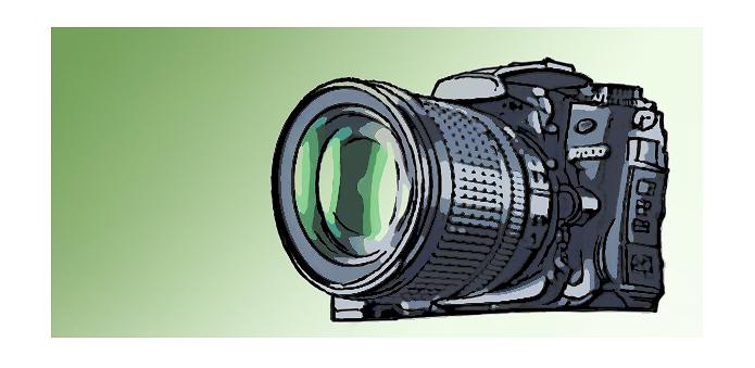 Illustration : Filzstift koloriert : Web