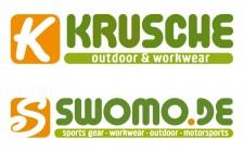 Krusche Outdoor + Swomo.de : Logos