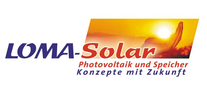 Loma-Solar GmbH · Logo
