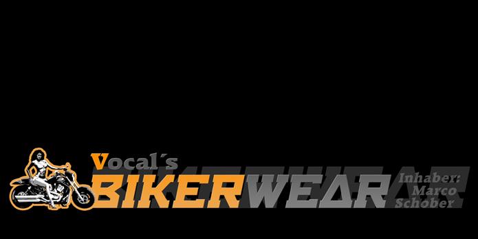 Vocal's Bikerwear · Logo/Marke