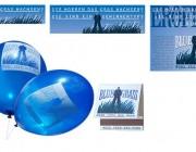 Blue Grass, Mode fuer den Mann : Giveaways : Anzeigenserie
