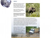 Save The Rhino : Homepage