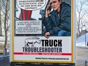 Truck Troubleshooter : Fahrzeugwerbung
