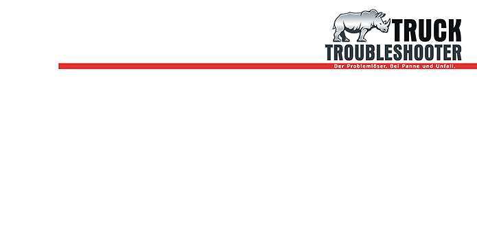 Truck Troubleshooter : Briefbogen : Visitenkarte