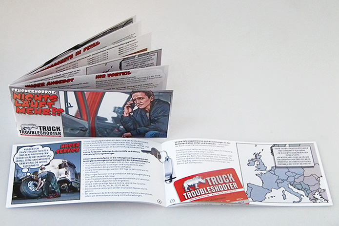Truck Troubleshooter · Booklet