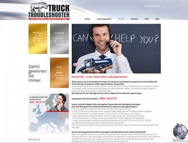 Truck Troubleshooter : Homepage
