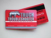 Truck Troubleshooter : Kundenkarte : Aufkleber