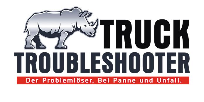 Truck Troubleshooter · Logo · Marke · Claim
