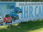 Autogalerie Schwandorf GmbH : Bandenwerbung