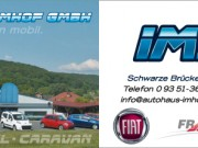 Autohaus Imhof : Visitenkarte