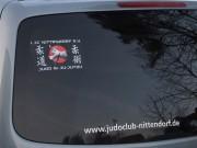 Judoclub Nittendorf e. V. : Aufkleber