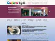 Colors Refill : Homepage