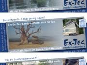 Ex-Tec GmbH : Anzeigenserie