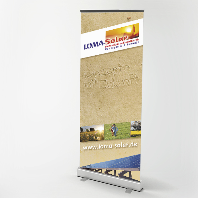 Loma-Solar GmbH · Roll-Up