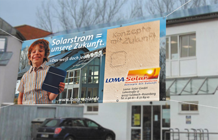 Loma-Solar GmbH · Spanntransparent