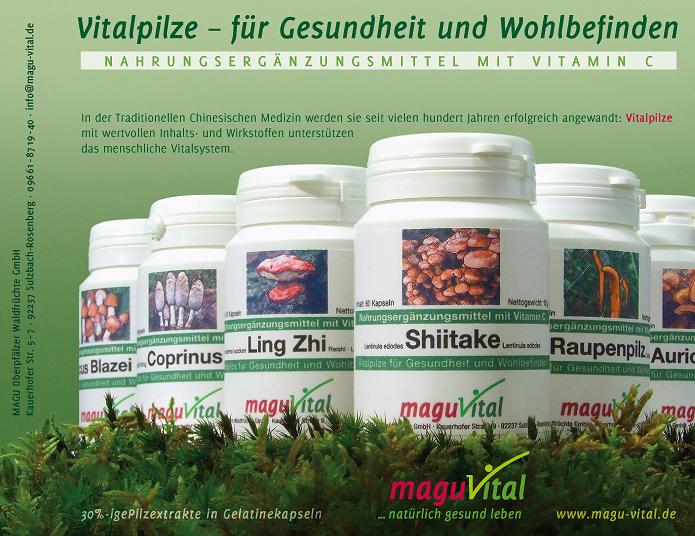 MaguVital · Anzeige
