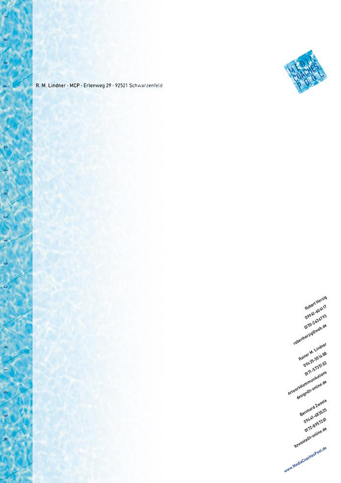 MediaCoachesPool · Briefbogen