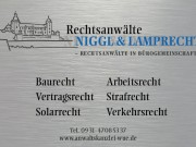 RAe Niggl & Lamprecht : Firmenschild