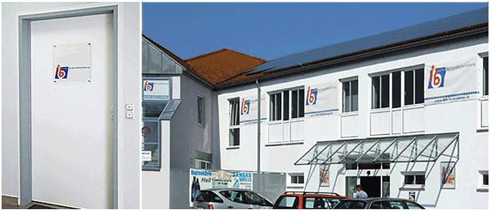 Institut für Berufliche Bildung GmbH : Außenwerbung