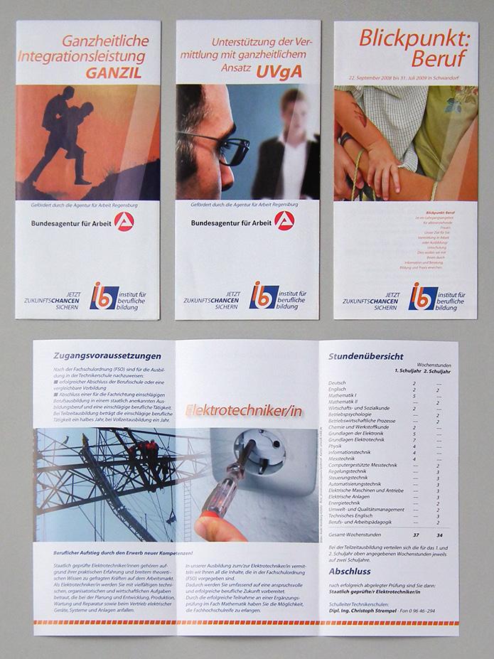 ibb Institut für Berufliche Bildung · Folder