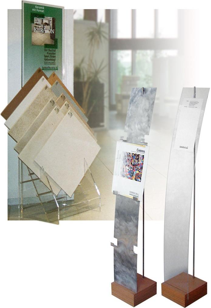 Buchtal GmbH · Displays