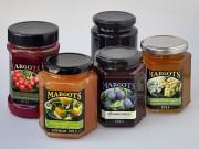 Margots Marmeladen : Etiketten