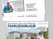 Knaus KG Campingparks : Preisrätsel : Flyer