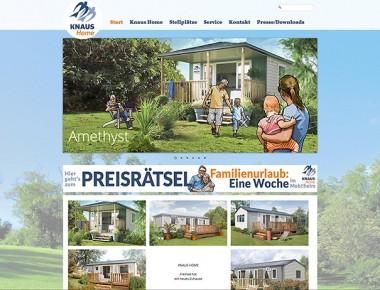 Knaus KG Campingparks : Homepage