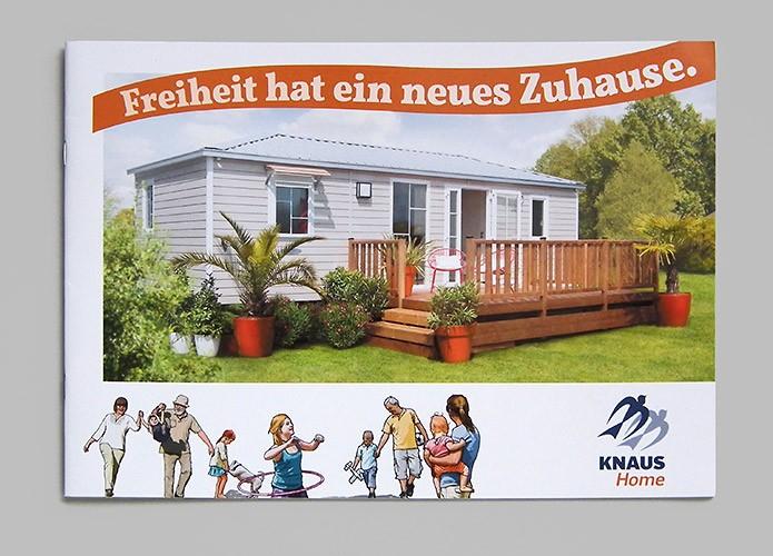 Knaus KG Campingparks · Prospekt