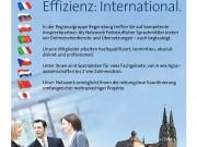 Regensburger Übersetzer : Anzeige