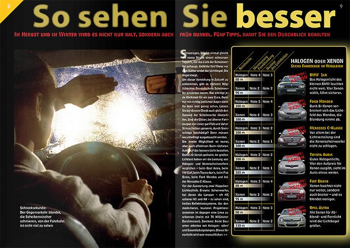 Motorpresse Stuttgart · Booklet