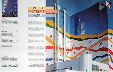Buchtal GmbH · Magazin · Content