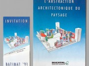 Buchtal GmbH : Folder : Einladung