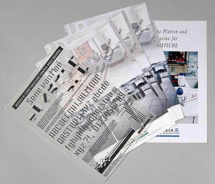 Buchtal GmbH · Flyer