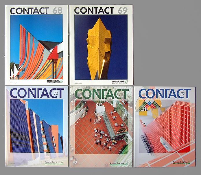 Buchtal GmbH · Magazin · Cover