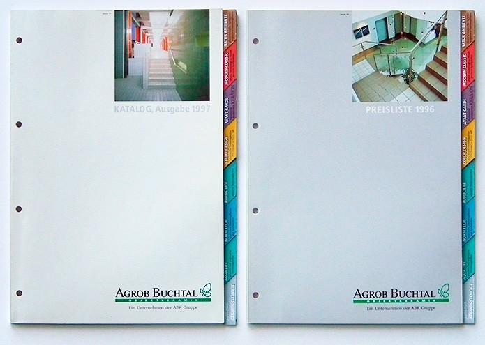 Buchtal GmbH · Preisliste · Katalog