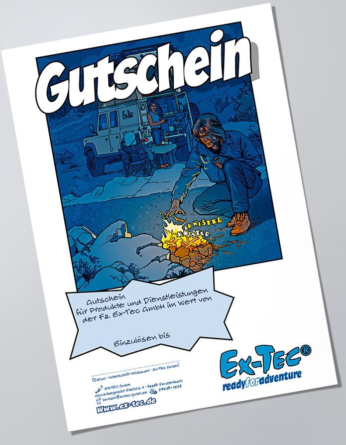 Ec-Tec GmbH · Gutschein