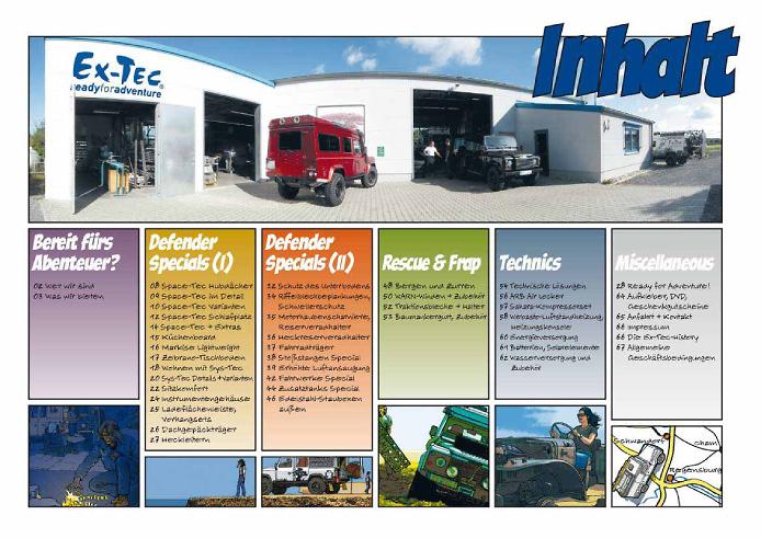 ExTec GmbH Katalog