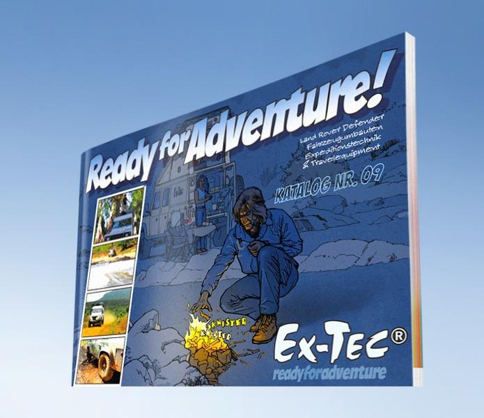 ExTec GmbH Katalog Titel