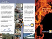 Fornaton Feuerkeramik GmbH : Folder