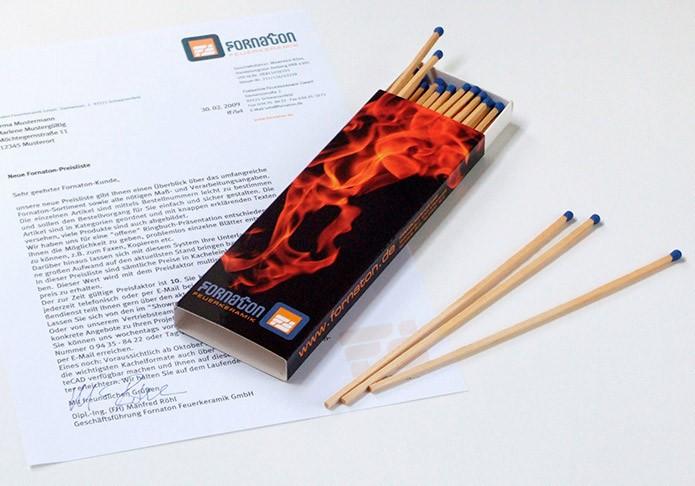 Fornaton Feuerkeramik GmbH · Giveaway · Einführungskampagne
