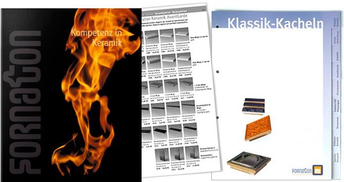 Fornaton Feuerkeramik GmbH · Preisliste