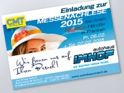 Autohaus Imhof : Flyer