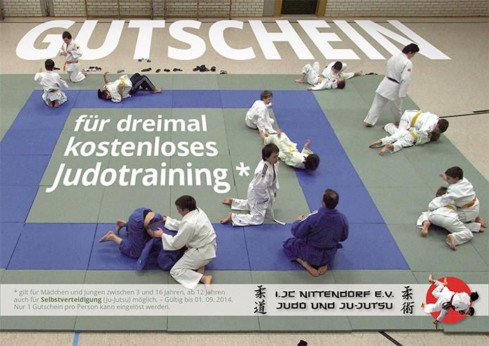 Judoclub Nittendorf e. V. · Flyer