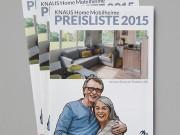 Knaus KG Campingparks : Preisliste